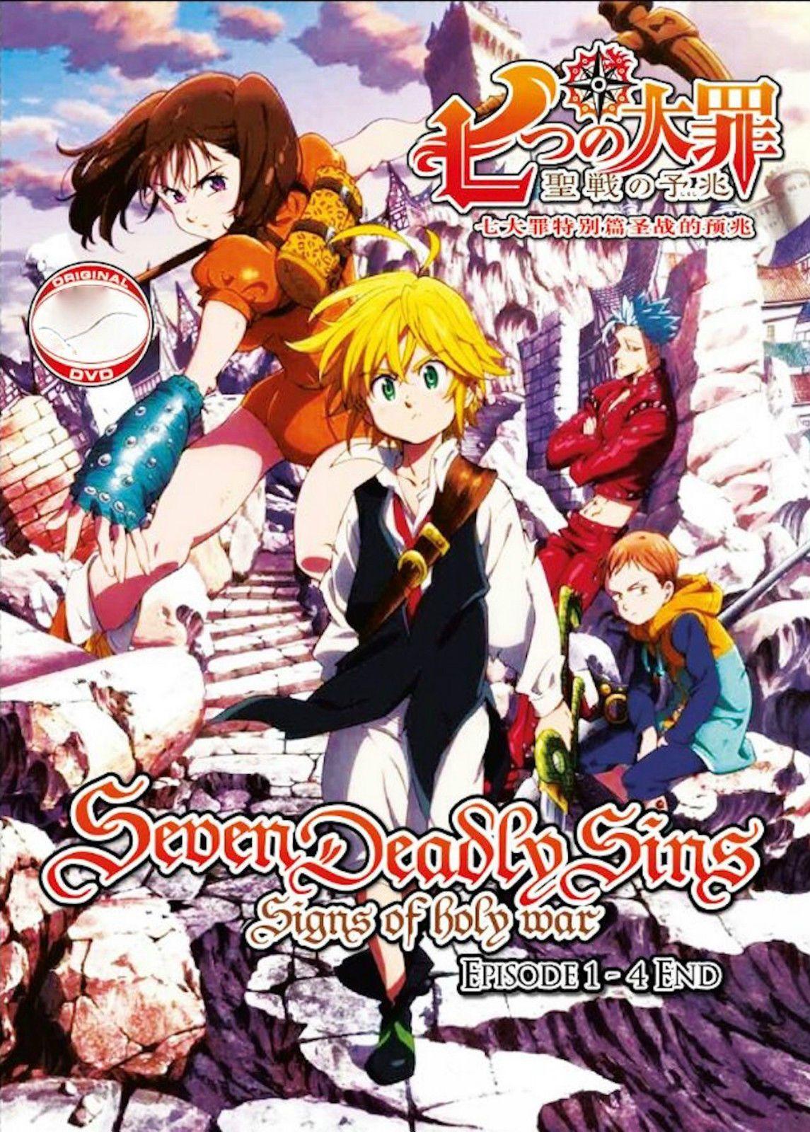 Seven deadly sins anime episode 1 gogoanime