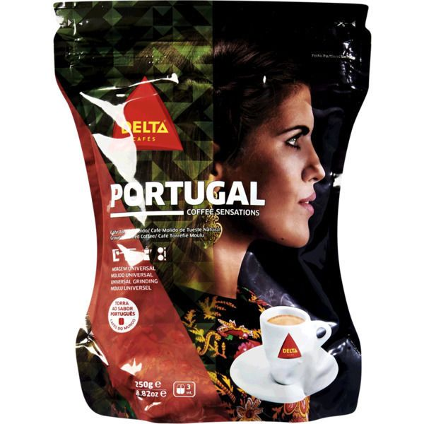 Coffee Portuguese Delta Portugal Ground Coffee 250g 9oz Portugal Delta Cafe New Coffee Beans Coffee Coffee Drinks