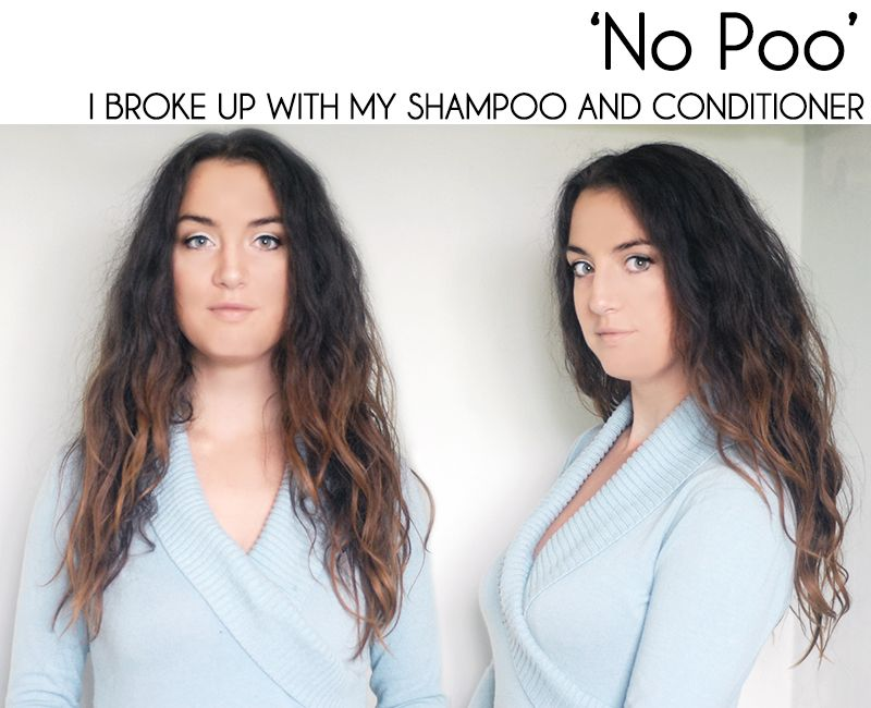 Going 'NoPoo' and how I broke up with my shampoo and Conditioner. #diy #nopoo A Compass Rose blog | www.bonnieroseblog.co.uk