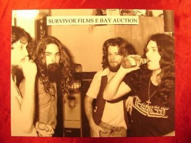 Steve, Artimus, Leon, and Gary