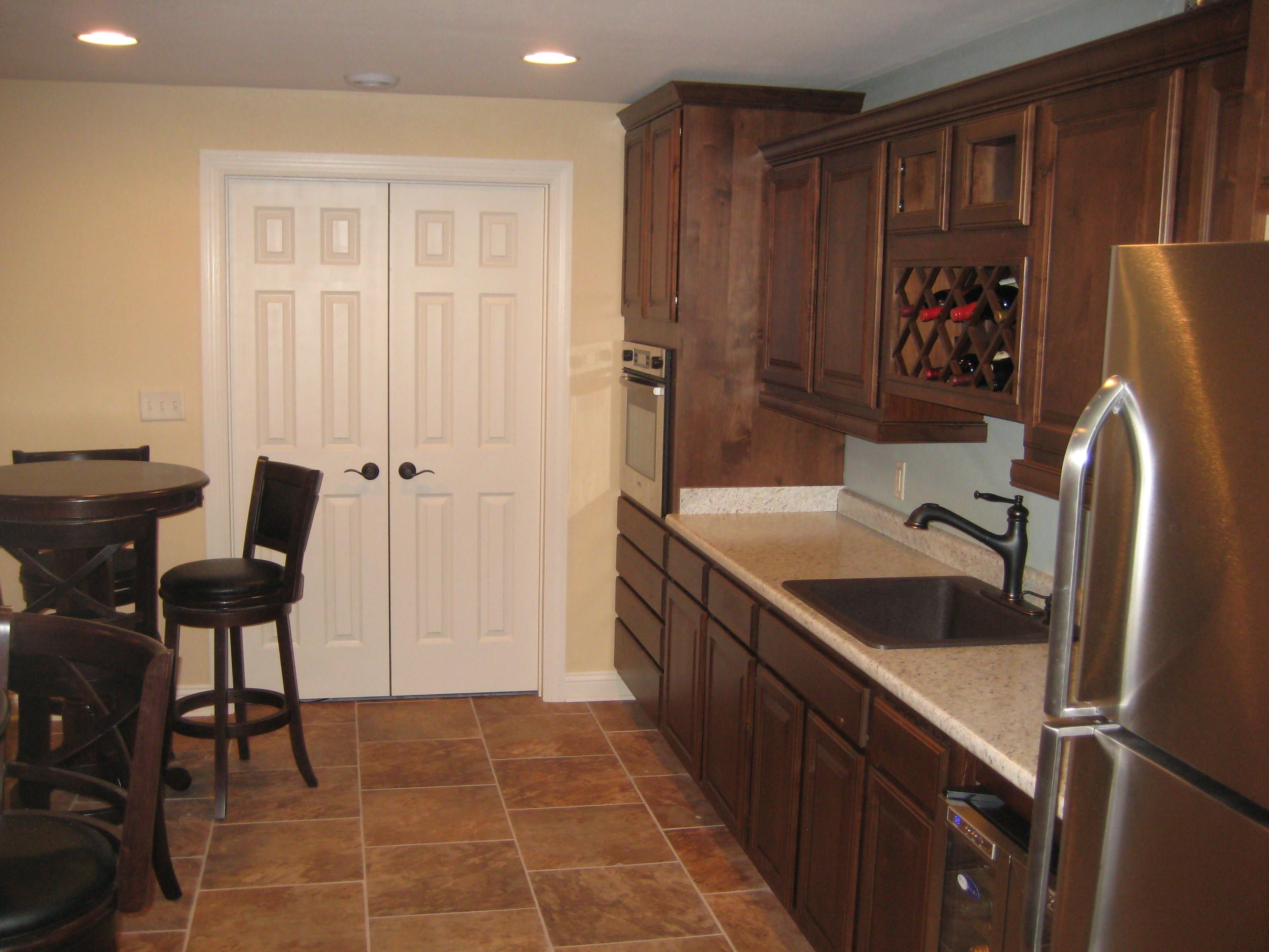 Basement Kitchen For The Home Pinterest Basement