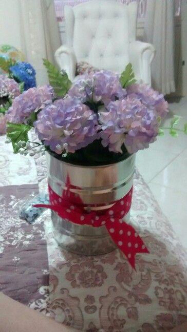 Cravo lilás!