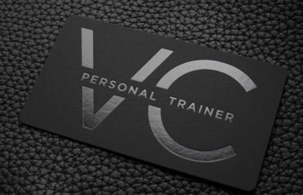 Fitness Logo Design Personal Trainer Card Templates 61+ Super Ideas #fitness #design #freefitnesslog...