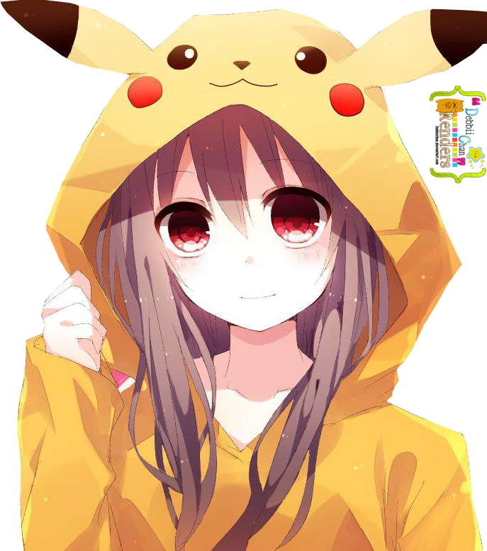 Nightcore Anime Girls Pika Girl by debbiichan
