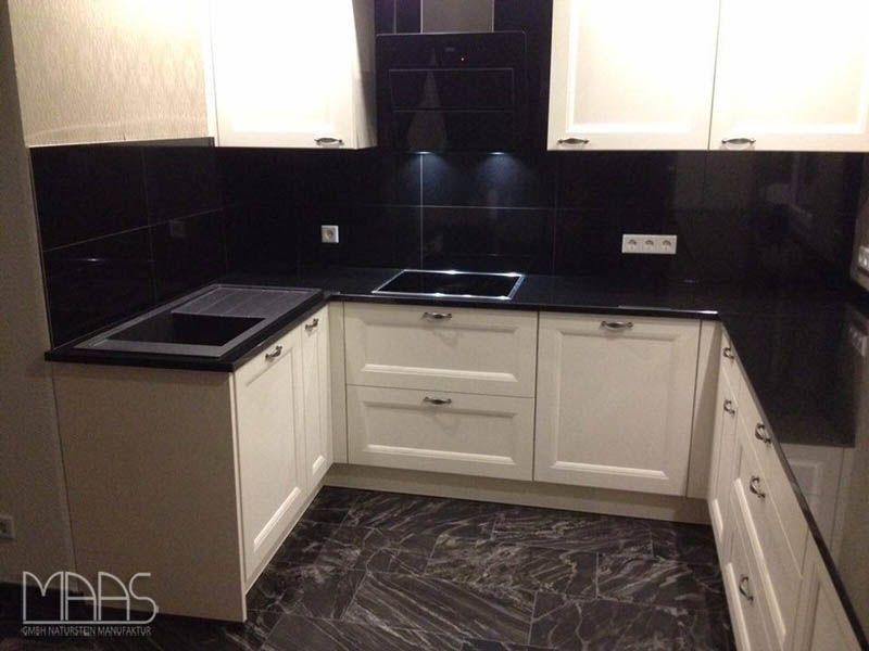 Wunderschöne #Nero #Devil #Black #Granit #Küche Oberfläche Eco - küchenarbeitsplatten online bestellen