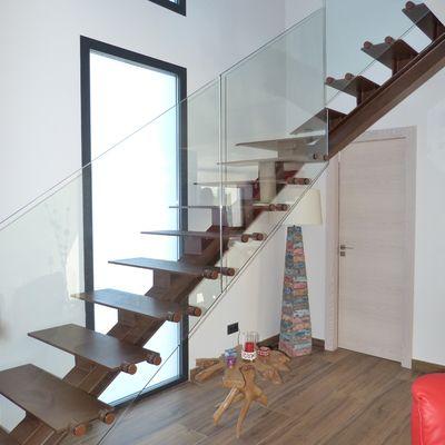 for Escaleras interiores de hierro
