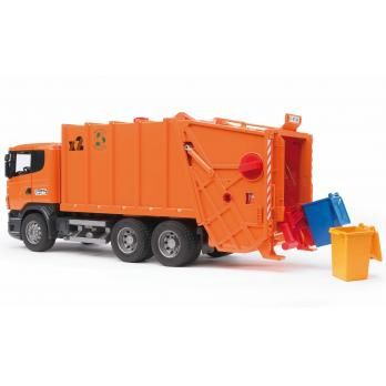 Overview Construction Vehicles Of The Professional Series Garbage Truck Trucks Toy Trucks