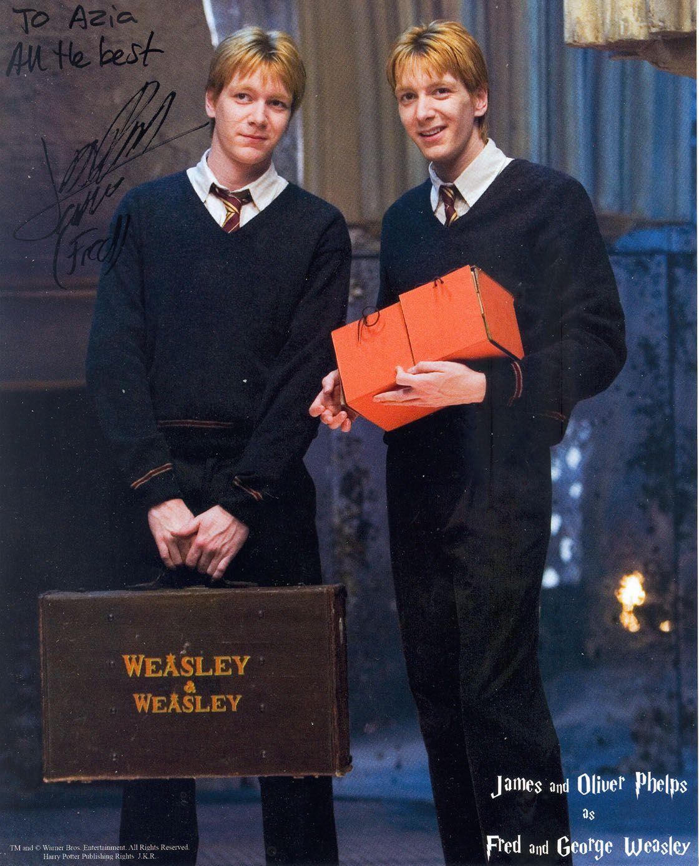 Rohans Blog Harry Potter Characters Harry Potter Characters Harry Potter Pictures Fred And George Weasley