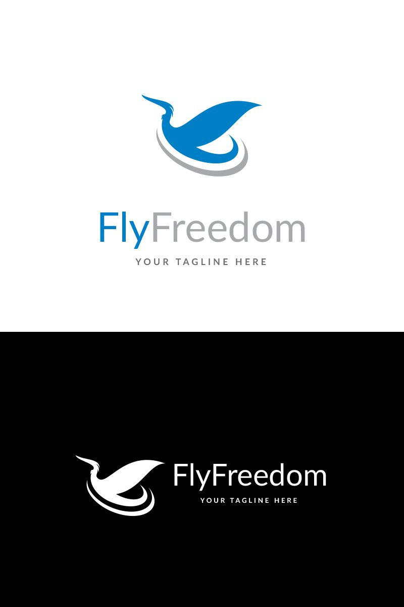 fly freedom logo template ideas pinterest logo templates