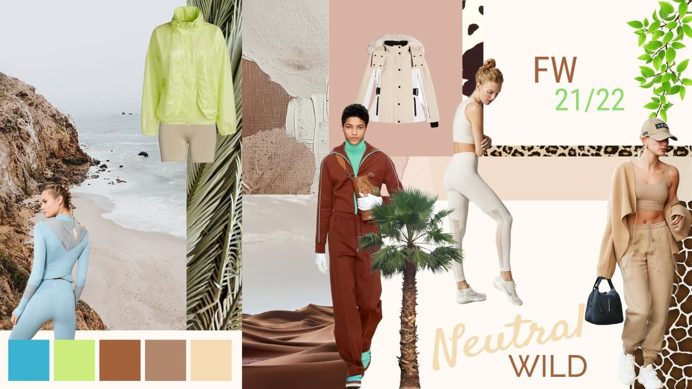 Sport Fabric Color Trend Fall Winter 2021 2022   EYSAN ...