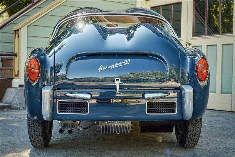 FIAT Abarth Zagato Bubble Vintage Euro And Race Cars - Fiat 700