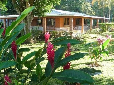 The house I'm going to stay at in Costa Rica, with my sister.