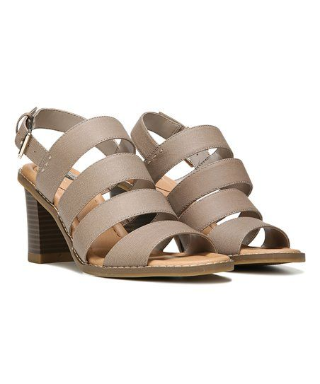 Dr. Scholls Taupe Parkway Sandal | zulily