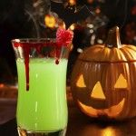 Halloween Drink - A Pinch of This, a Dash of That