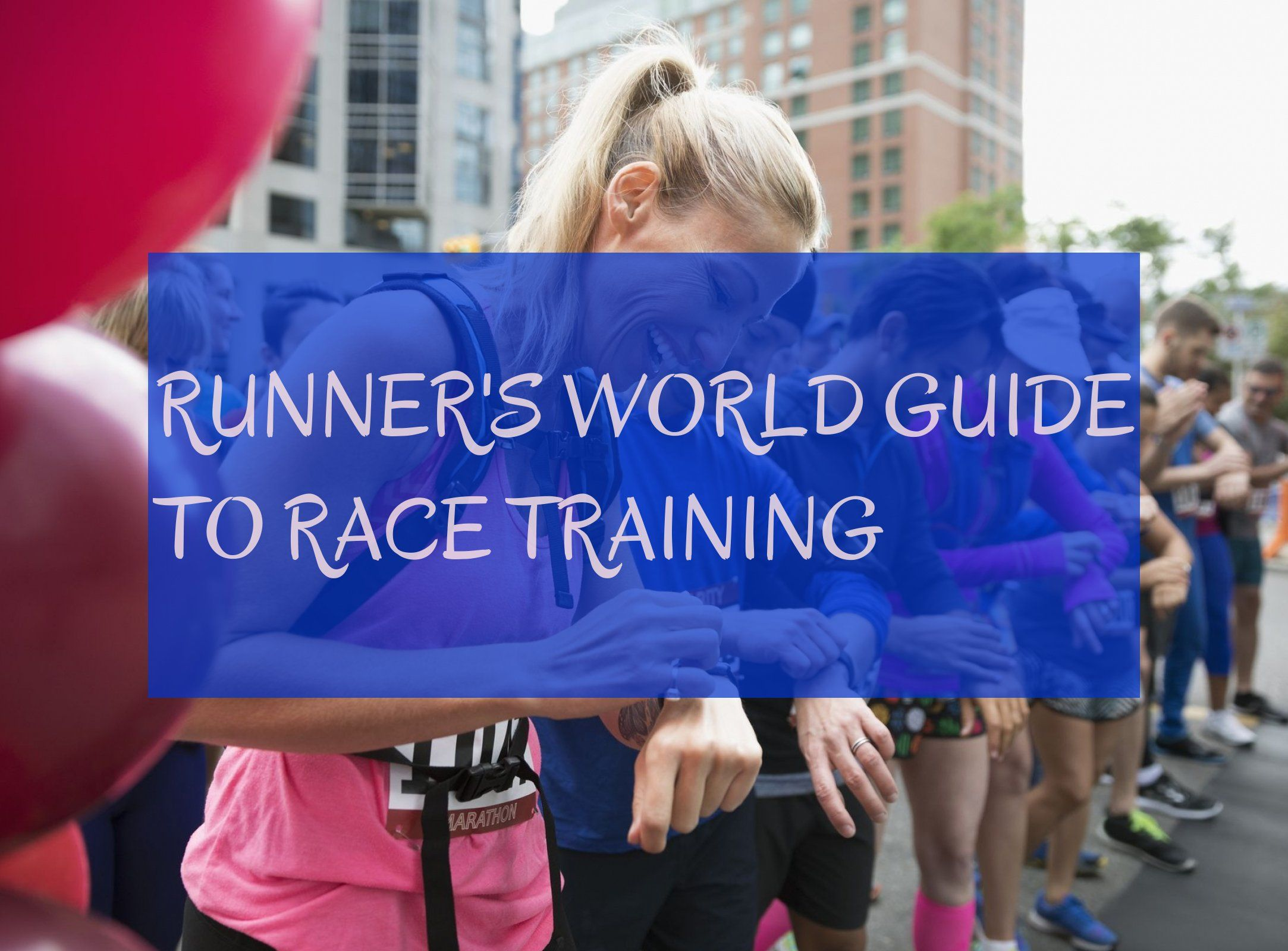 Runner 39 S World Guide To Race Training Runner's World Guide Für Das Renntraining