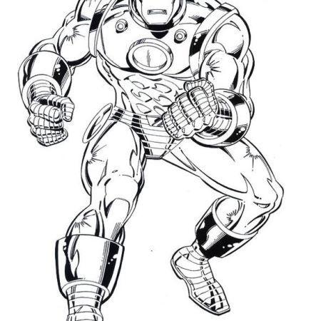 8 Remarquable Iron Man Coloriage Photos Dessin Iron Man Coloriage Coloriage Super Heros