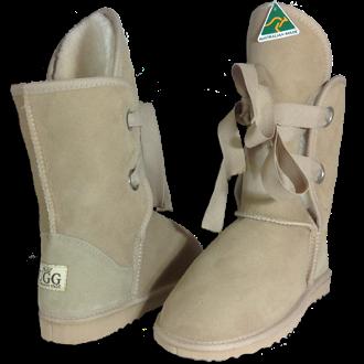 b12203a00e2 Roxy Mid Ugg - Sand - Empire Ugg Boots - Australian Made | Euram Ugg ...