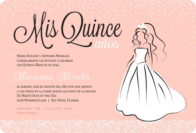 Quinceanera birthday cards my birthday pinterest birthdays and quinceanera birthday cards bookmarktalkfo Gallery