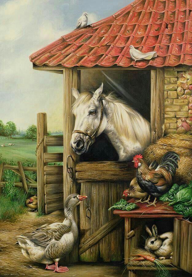 Pin von Angela Dragos auf rustic warmth   Pinterest   Malerei und ...