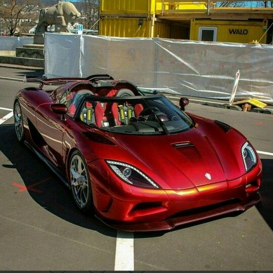 #koenigsegg #agera R Is Worth US$ 1.6 Millions. #expensive