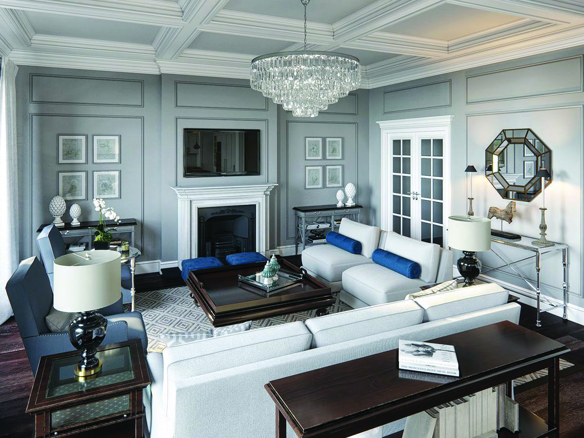 Traditional Decorating Ideas For Living Rooms Open Living Room Design Classic Living Room Grey Walls Living Room