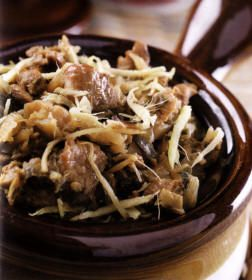 Traditional chinese hakka confinement food recipe mei cai dried traditional chinese hakka confinement food recipe mei cai dried salted mustard cabbage forumfinder Images