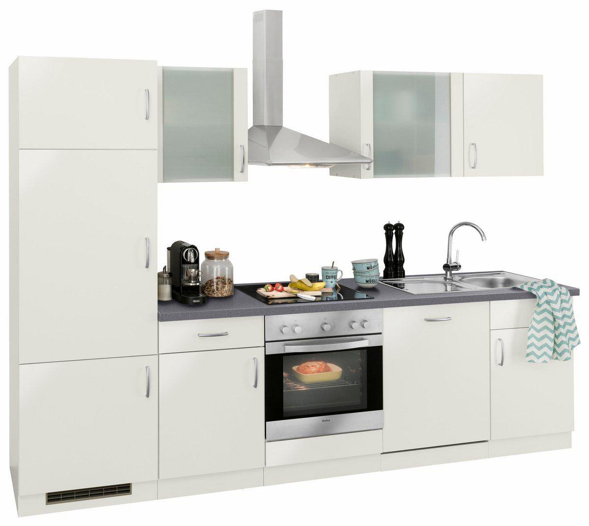 Wiho Kuchen Kuchenzeile Brussel Mit E Geraten Breite 280 Cm Online Kaufen Kuchenzeilen Kuche Und Kuche Kaufen