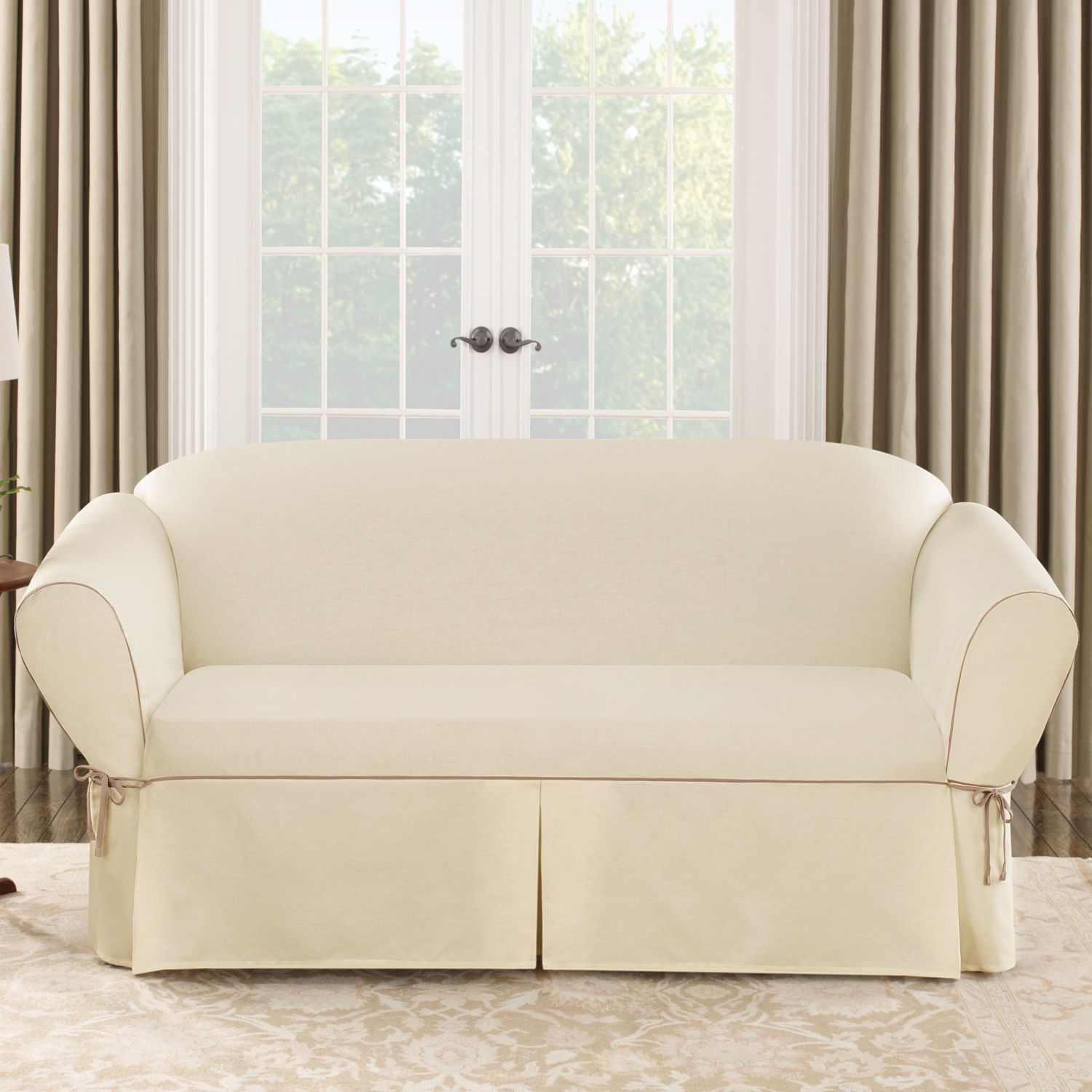 Clayton Marcus Sofa Couch Floral Vintage Style