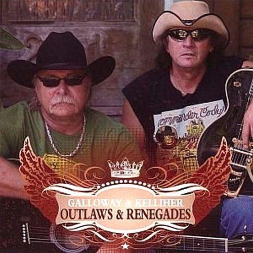 GALLOWAY-amp-KELLIHER-OUTLAWS-amp-RENEGADES-VERY-RARE-2007-CD