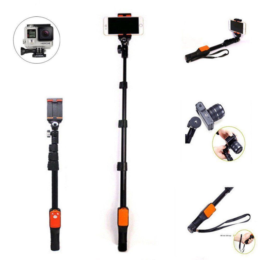 Youzel Telescopic Handheld Monopod Pole Selfie Stick With