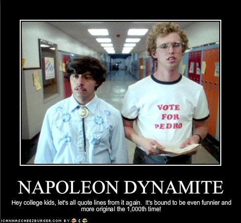 Napoleon Dynamite Napoleon Dynamite High School Movies Funny Pictures