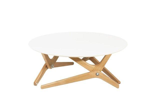 Table Archimède par Boulon Blanc - Journal du Design