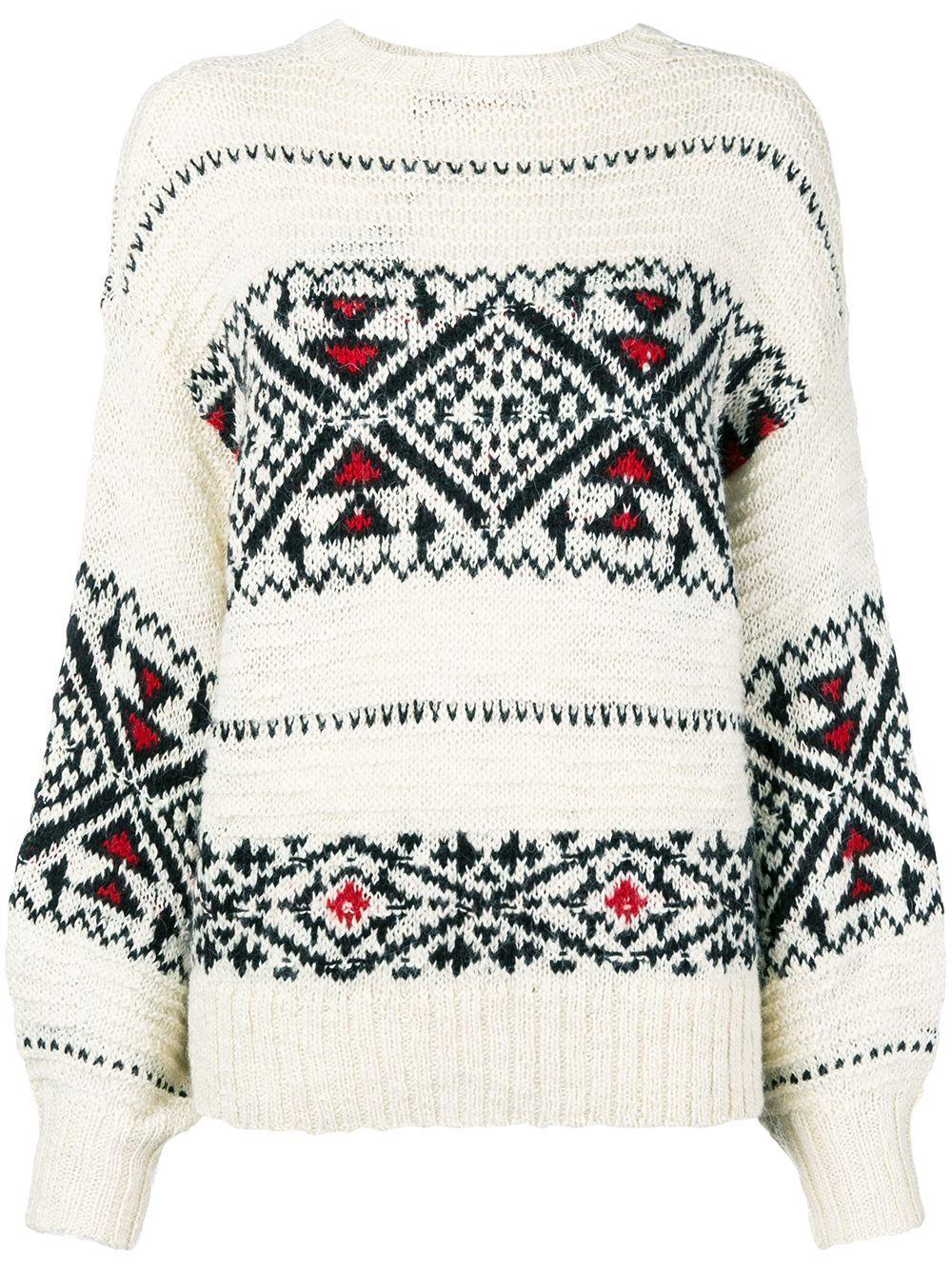 Polo Ralph Lauren chunky knit jumper - White