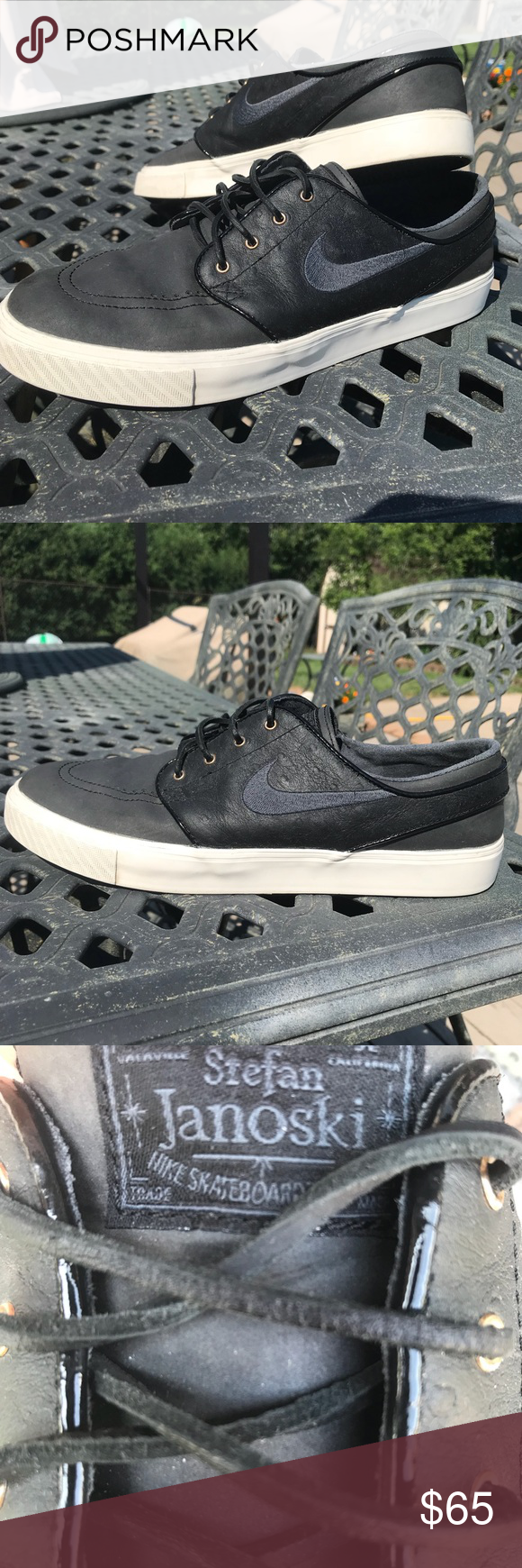 0b3c3e9e61e8 Nike SB Zoom Stephan Janoski Premium Shoes ➖Used ➖Great Condition ➖ Stefan  Janoskis Pro