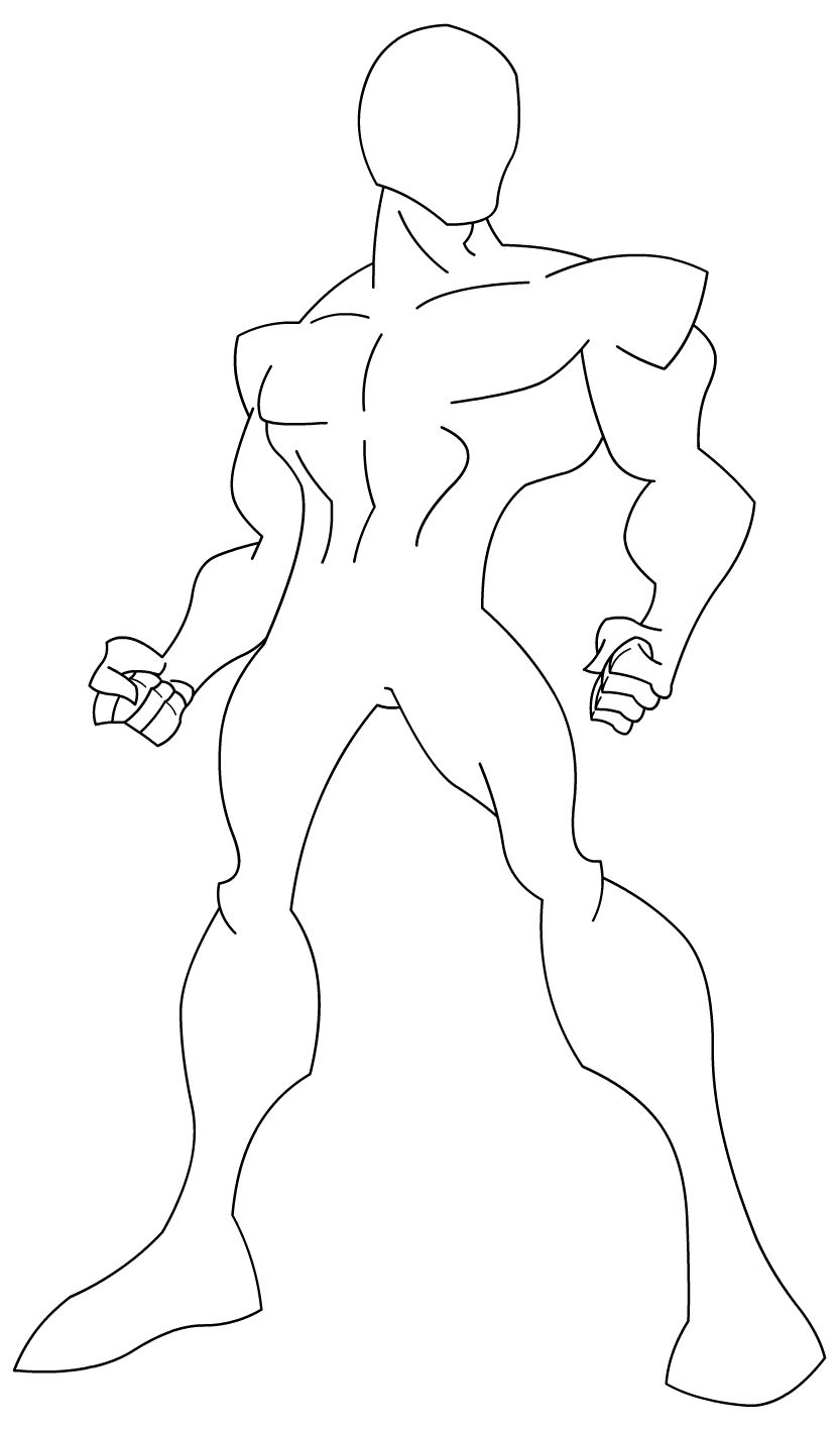Sketches of womens bodies body template for fun by riderb0y