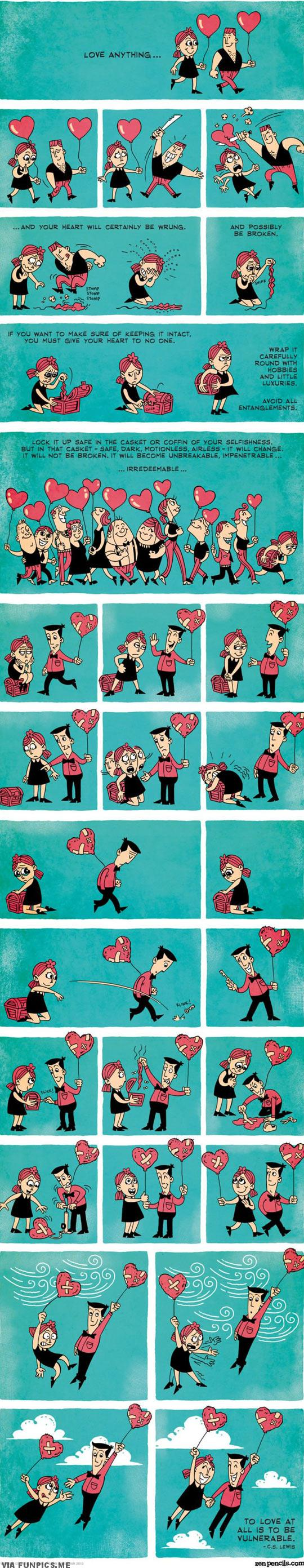 awesome How to mend the broken heart