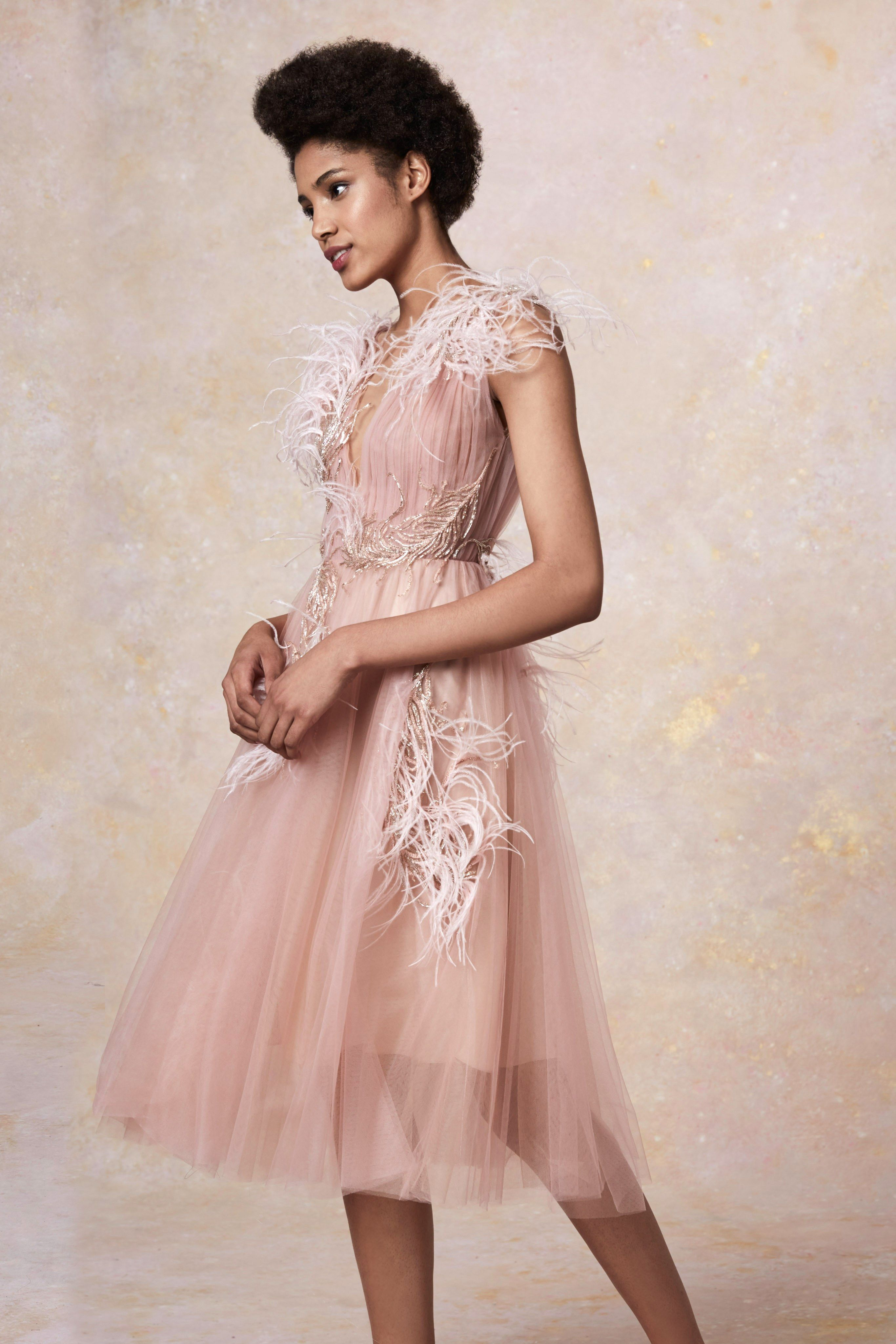 Collection : MARCHESA RESORT COUTURE 2019*** | Resort 2019 ...