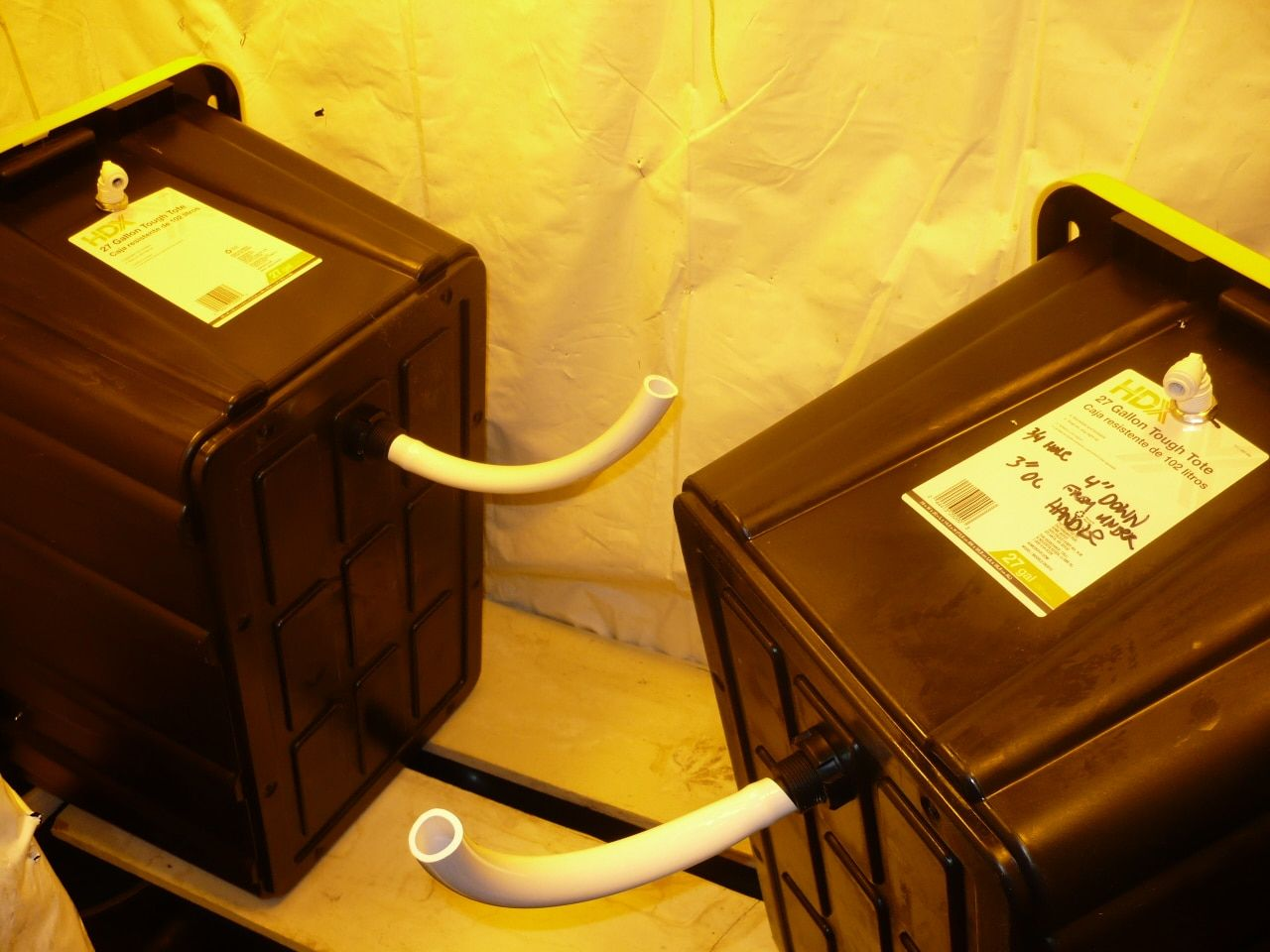 High Pressure Aeroponics Diy System With Images 400 x 300