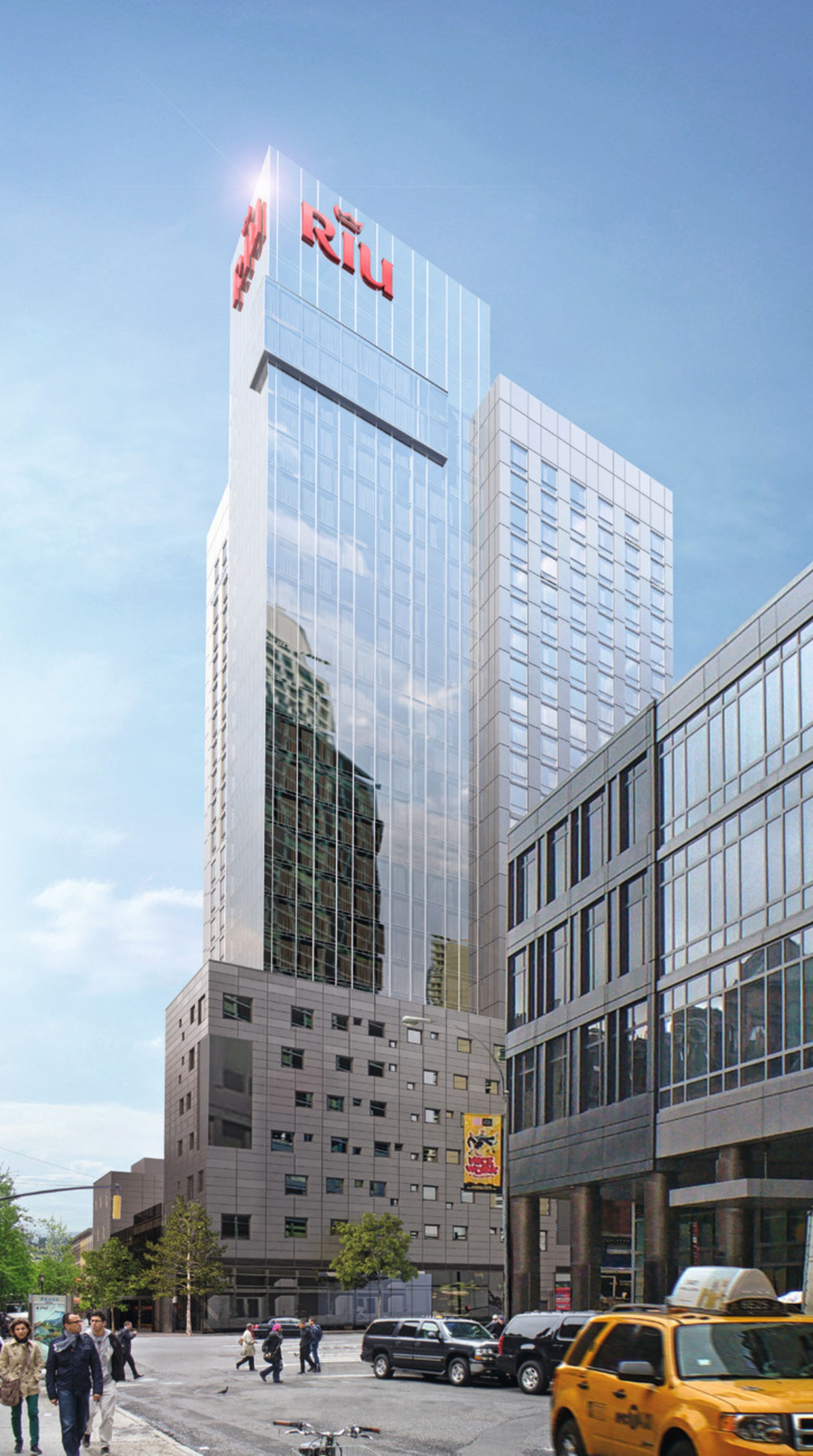 Riu Plaza New York Times Square Opening January 15 2016 Hotels Resorts