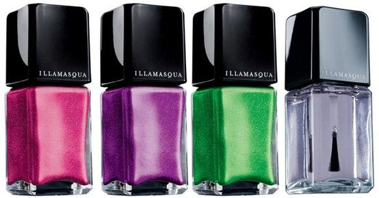 Illamasqua just launched a set a of glow-in-the dark nail lacquers, meaning your mani officially got the black-light treatment.