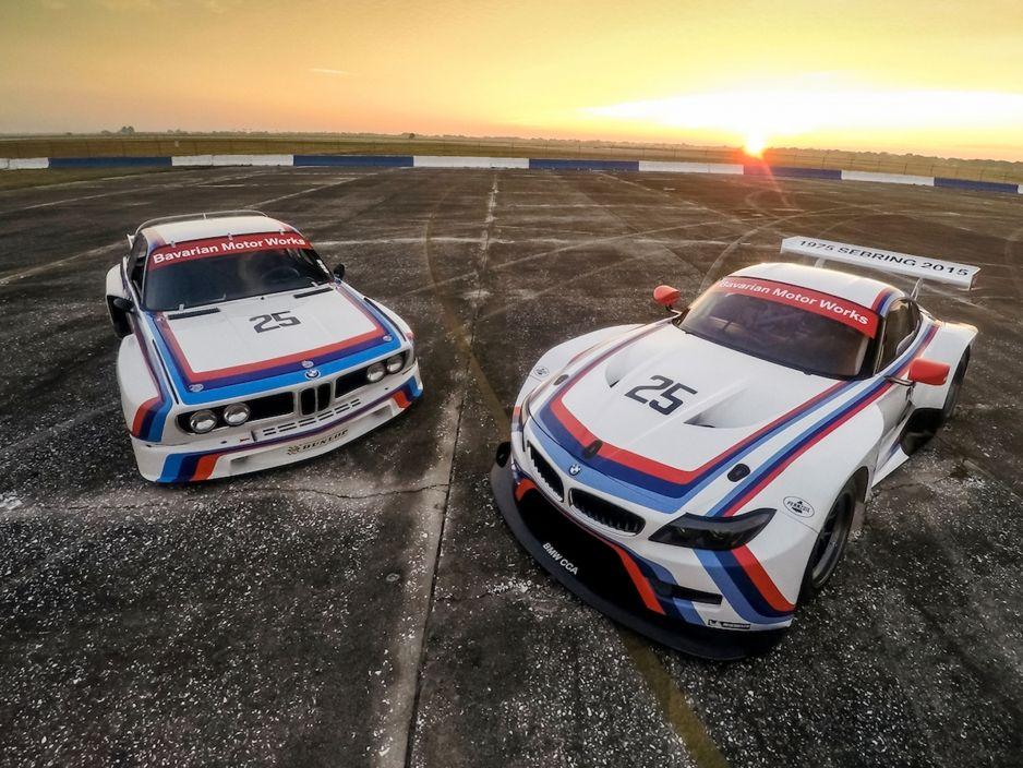 BMW Z4 GTLM: Der moderne Sebring-CSL