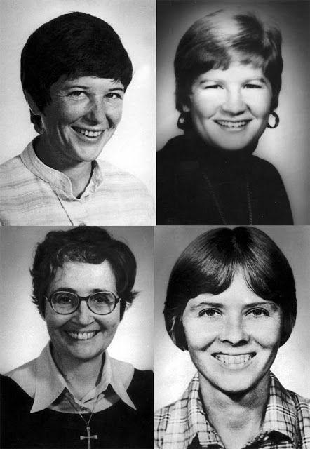 La Caja de Pandora: Las hermanas Maryknoll: ¡Presentes!