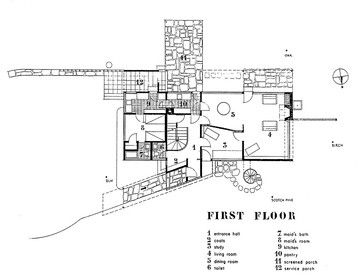 Gropius House at a Glance Year built: 1938 Architect: Walter ... on