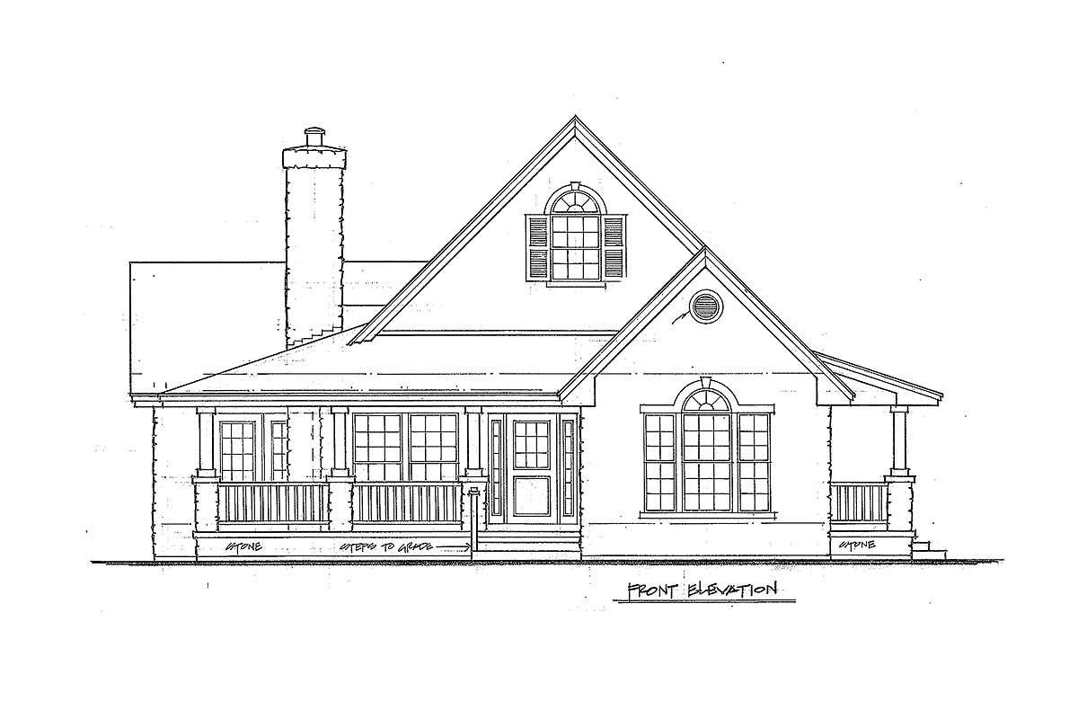 Plan 46000HC: Hill Country Classic | Pinterest | Building ideas ...