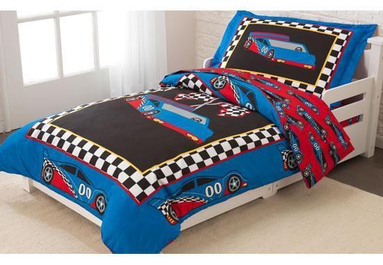 Kidkraft Racecar Toddler Bedding Kids Bedding Boys Bedding Toddler Bed Set Toddler Bed Sheet Sets Toddler Bed Sheets
