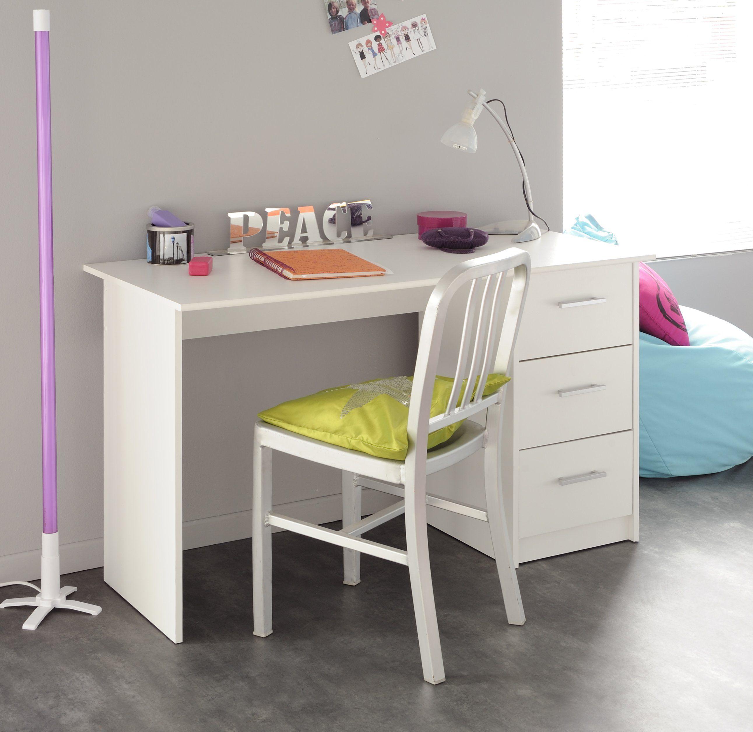 Infinity Study Desk White for Kids Storage Homework   Kids ...