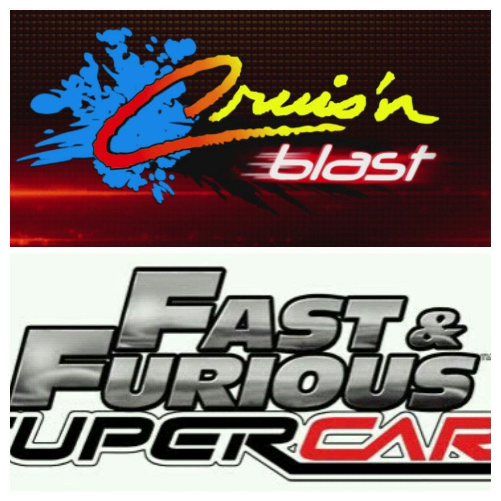 Cruis N Blast Vs The Fast And The Furious Supercars Arcade In 2020 Super Cars Racing Games The Furious