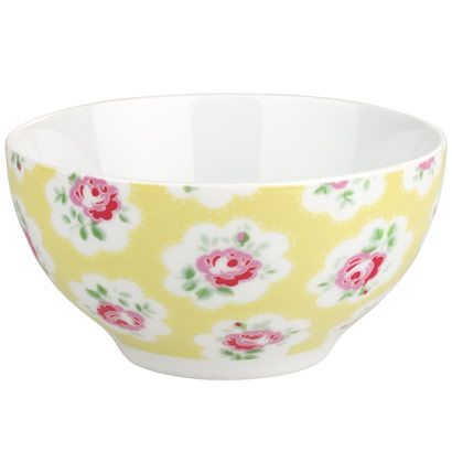 Provence Rose Small Bowl