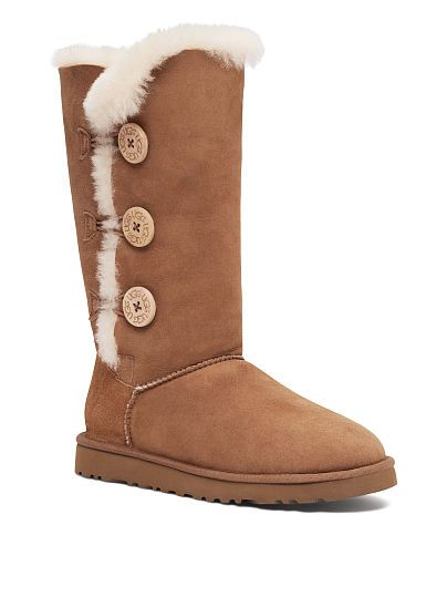 18176f048e3 Bailey Button Triplet Boot UGG | White Girl Outfits | Boots, Ugg ...