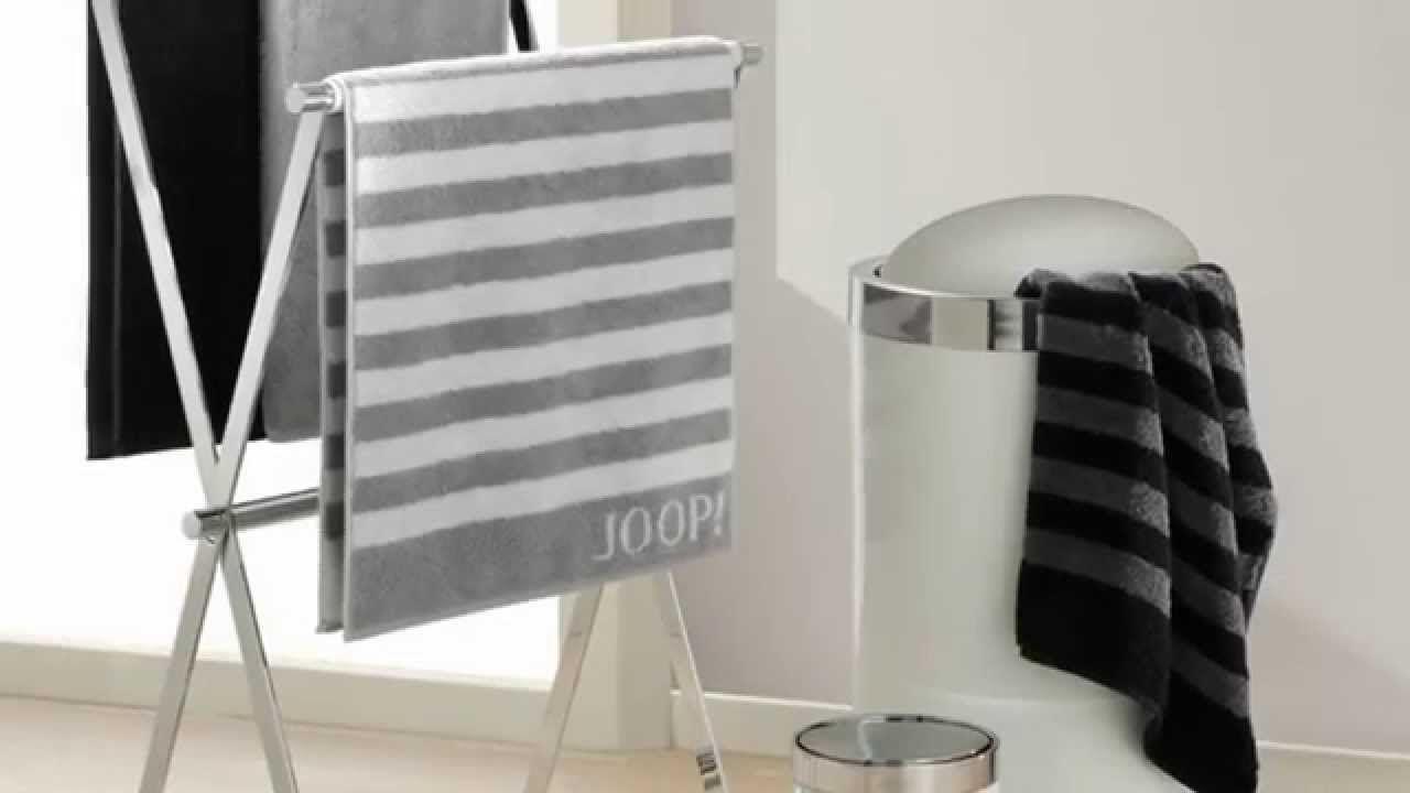 JOOP Bad Accessoires präsentiert von Handtuch-Welt.de http://www ...